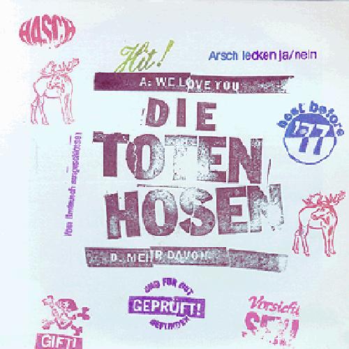 Toten Hosen - Mehr davon