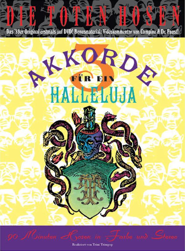 Toten Hosen - 3 Akkorde für ein Halleluja