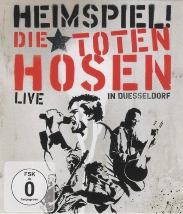 Toten Hosen - Heimspiel Live in Düsseldorf