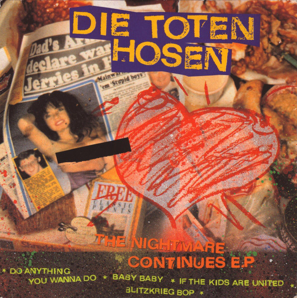 Toten Hosen - The Nightmare Continues