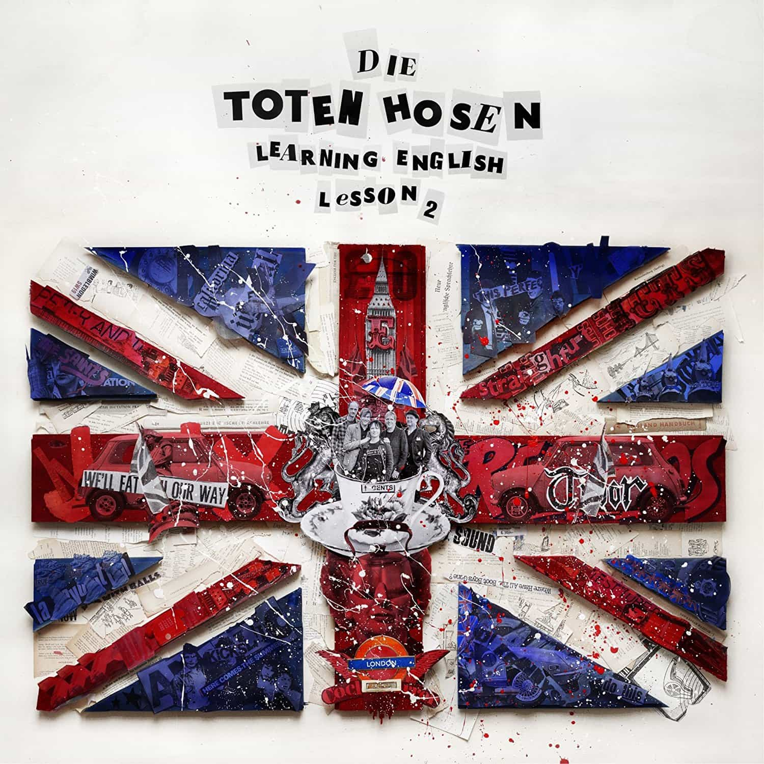 Toten Hosen - Learning English Lesson 2