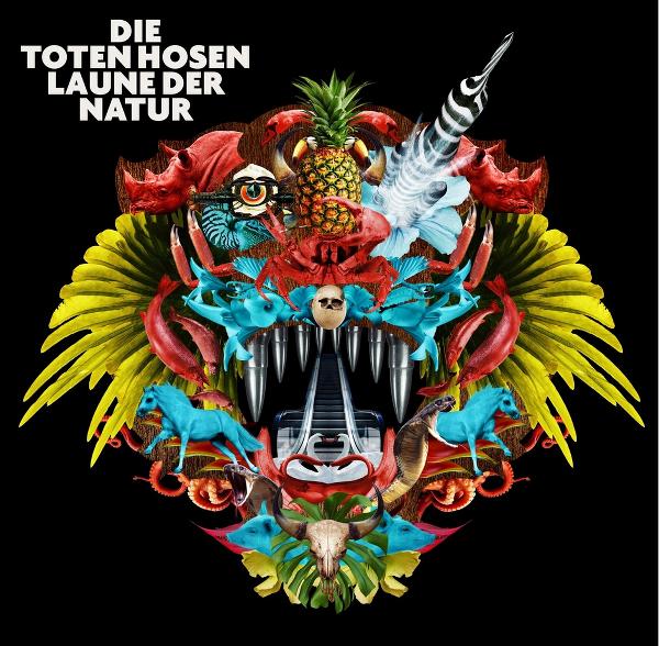 Toten Hosen - Laune der Natur