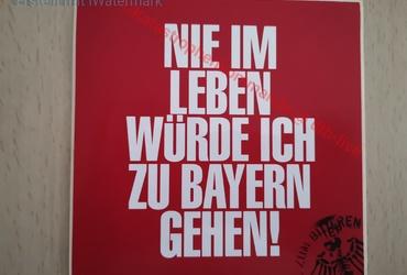 Aufkleber: Bayern