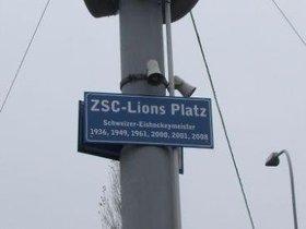 ZSC-Lions-Platz