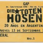Mar del Plata - 13/09/2012