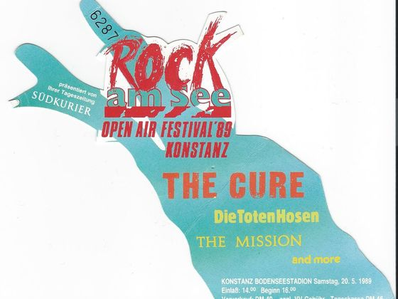 Rock am See 20.05.1989