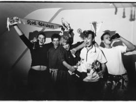 ZK : Fabsi,Andi,Campino,Isi und Kuddel