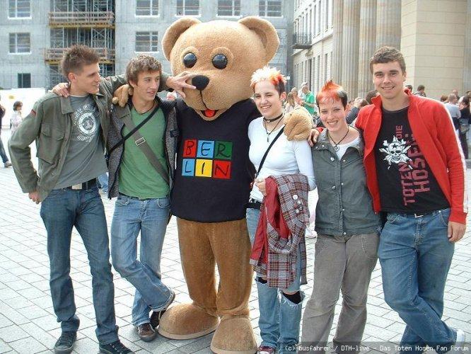 Der nette Bär aus Berlin