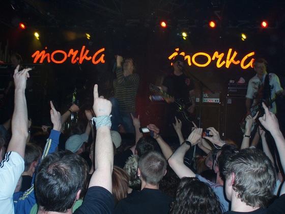 Disko in Moskau 2009 ;-)