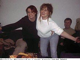 Susie und Marga  ;)