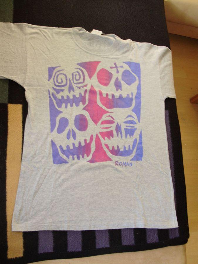 1990 Shirt Tour-Shirt VS