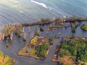 Nan Madol aus der Luft