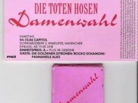 Damenwahl in Hannover