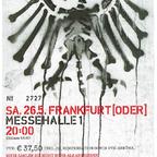 Frankfurt (Oder) 26.5.2012