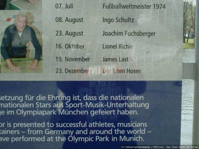 Walk of Fame München