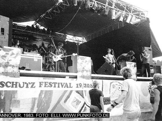 20.08.1983 Hannover,Frostschutz-Festival......