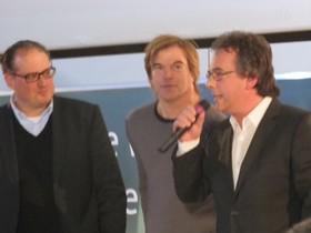 SWR UniTalk mit Campino & Eric Friedler vom 18.02.2013
