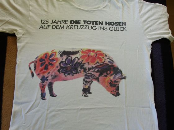 1990 Shirt Kreuzzug ins Glück VS