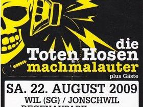 Jonschwil Flyer