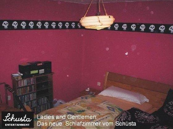 Schusta\'s Schlafzimmer