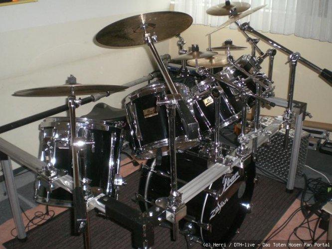 Drumset Pearl