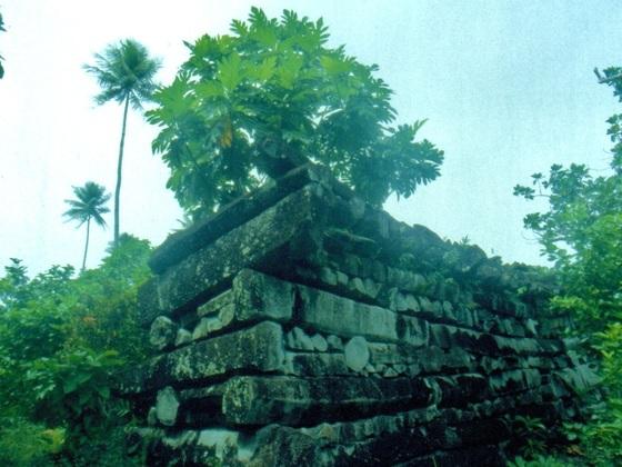 Mysteriöse Mauern