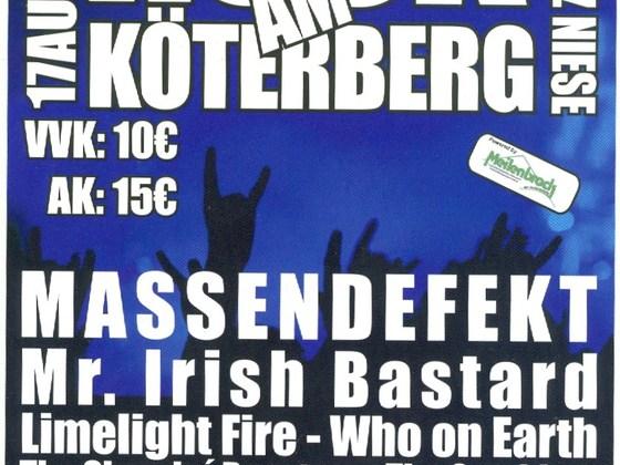 Rock am Köterberg