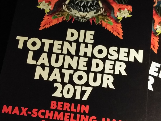 Ticket Berlin 15.12.2017
