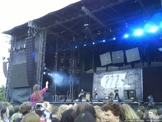 Millencolin on Stage
