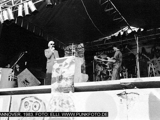 20.08.1983 Hannover,Frostschutz-Festival...