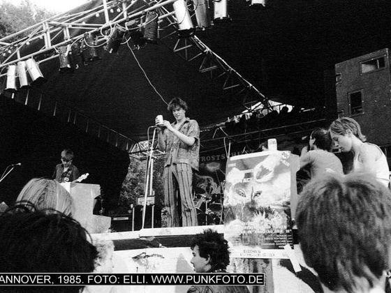 20.08.1983 Hannover,Frostschutz-Festival.......