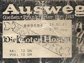 Gießen- Ausweg 24.02.1985