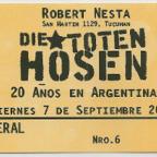 Tucumán - 07/09/2012