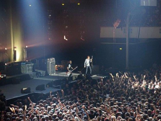 Frankfurt Festhalle 18.11.2012