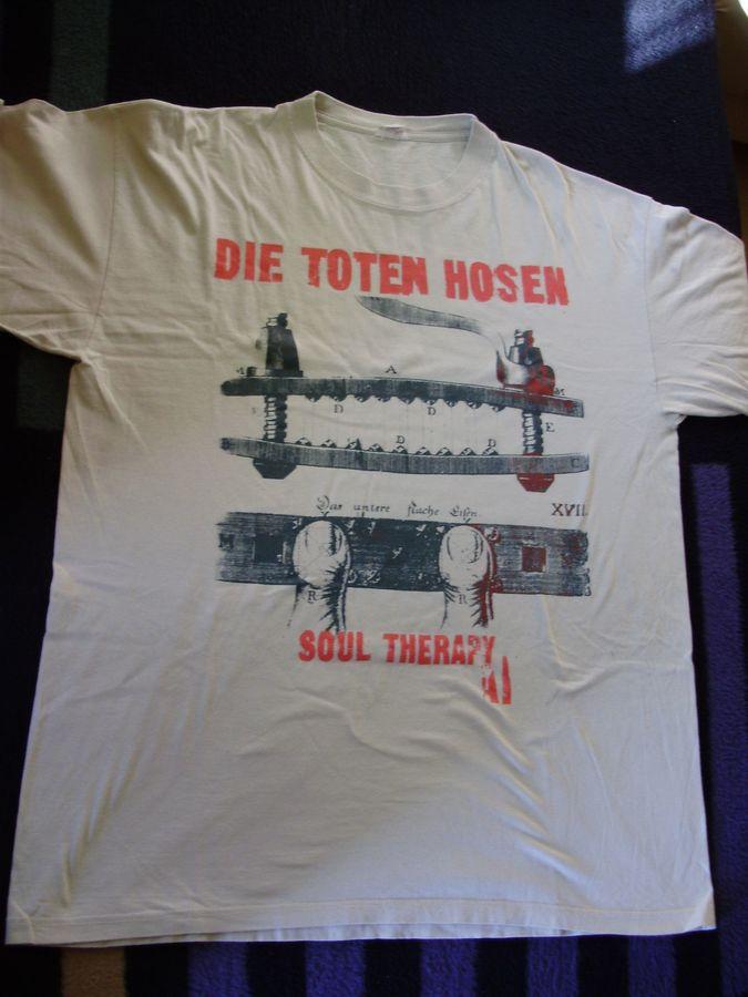 1998 Shirt Soul Therapy Tour-Shirt VS