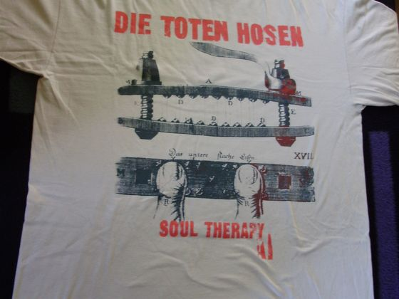 1998 Shirt Soul Therapy Tour-Shirt VS