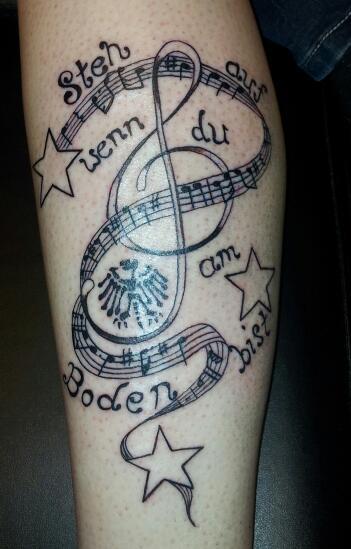 2 Dth Tattoo Galerie Die Toten Hosen Dth Live